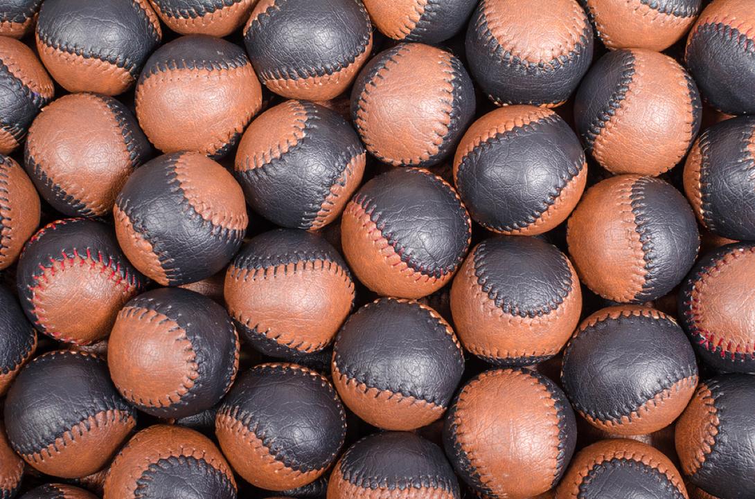 Jai Alai balls